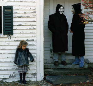 "Album artwork from Brand New's ""The Devil and God Are Raging Inside Me."""