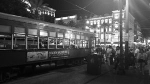 Jay Waters, <em>New Orleans Streetcar</em>, 2016, digital photography, 5312x2988 px
