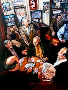 Elizabeth Eve King, The Card Game